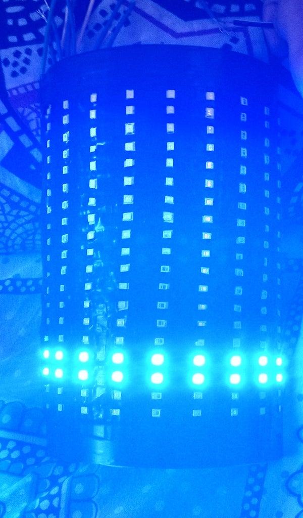 LED STRIP ARRANGEMENT