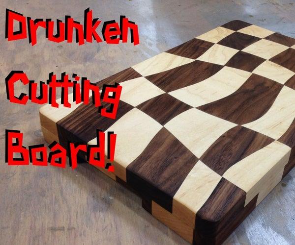 Drunken Cutting Boards