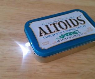 Altoids Flash Light