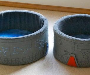 Stargate Cat Bed