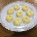 Microwave Peda (Indian Milk Sweet)