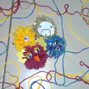 How to make Pom Pom Monsters/Animals