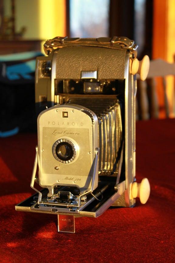 How to Modify a Polaroid Land Camera to Take 35mm Film