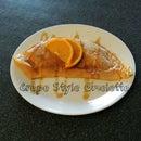 Crépe Style Omelette