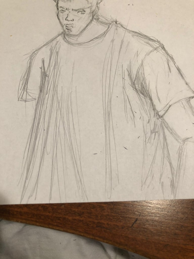 Step 6: Arm and Shirt