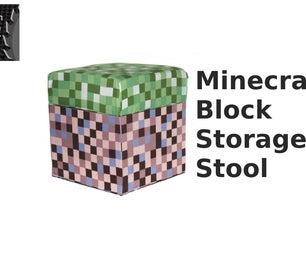 MINECRAFT块储存粪便。