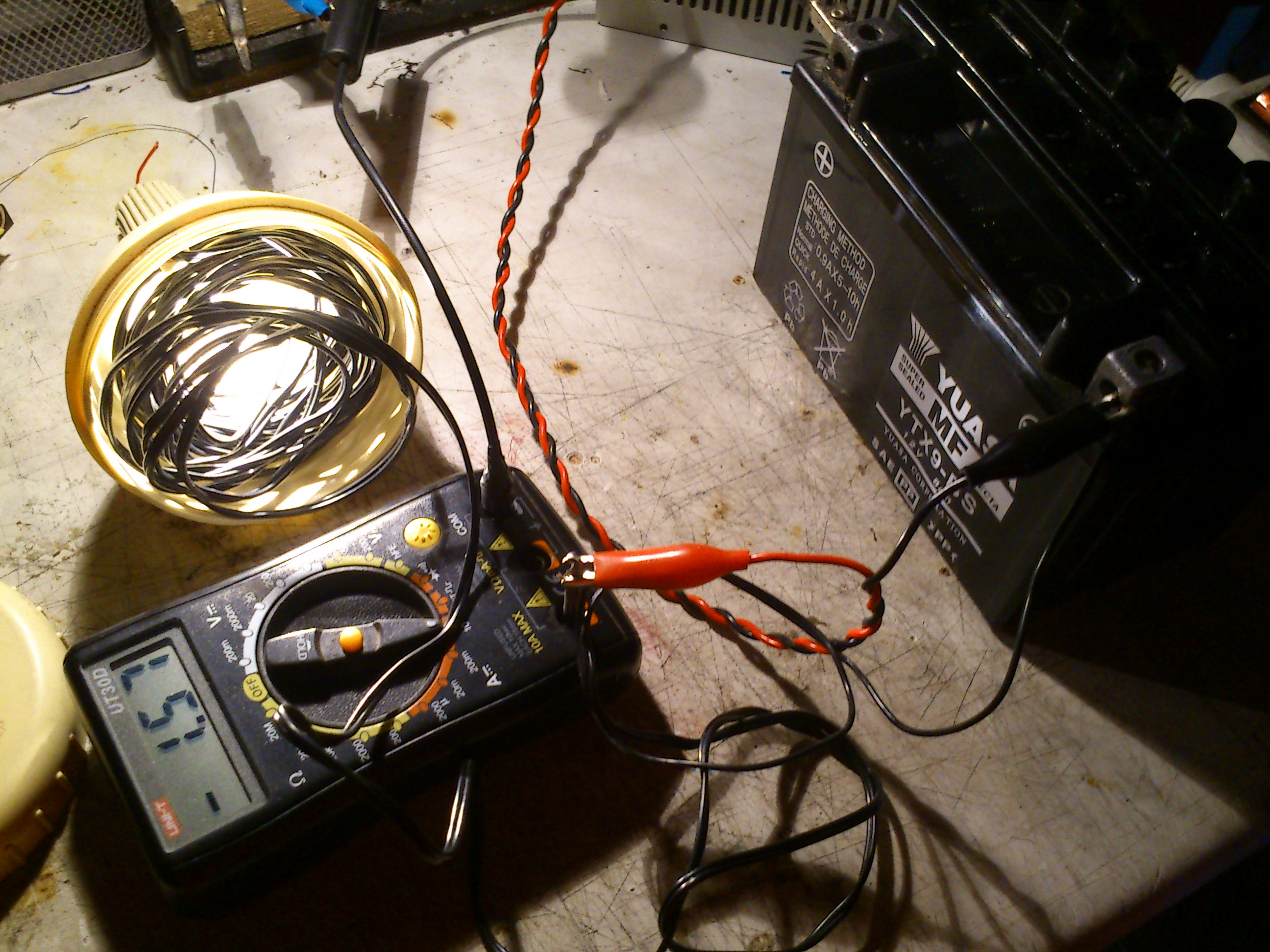 How to revive old lead acid batteries