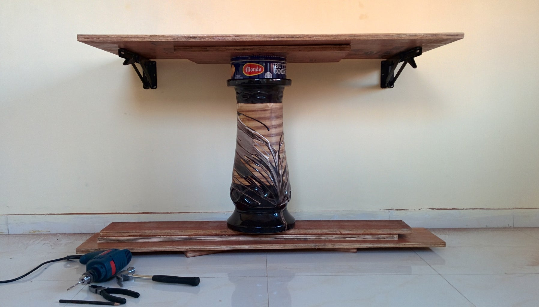 Fixing the Table Height