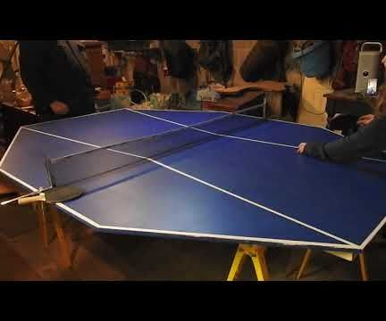 6 Person Ping Pong Table
