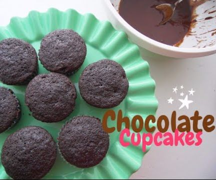 The Best Chocolate Cupcakes You've Ever Had