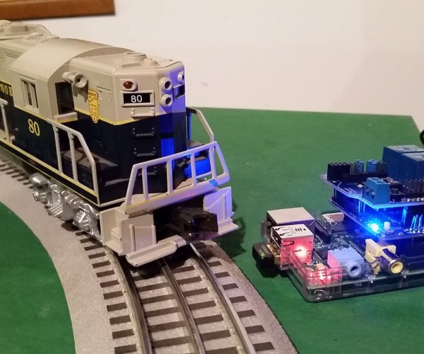 Control a Lionel Train With a Raspberry Pi