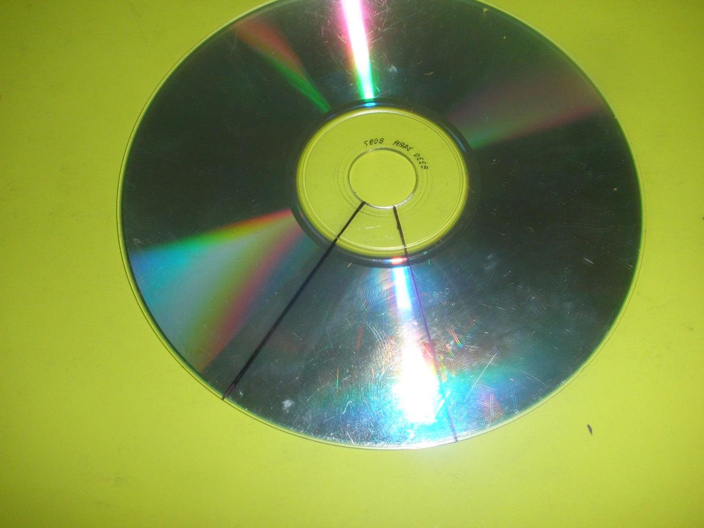 Cut the CD