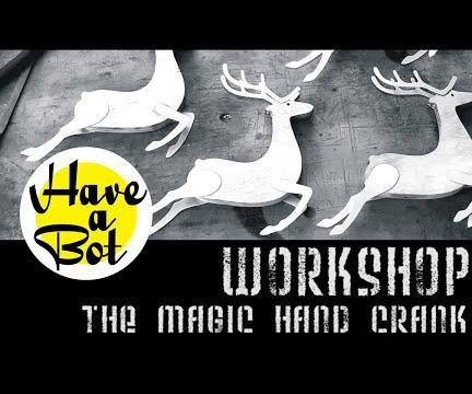The Magic Hand Crank
