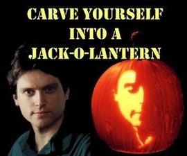 Carve Yourself Into a Jack-o-lantern
