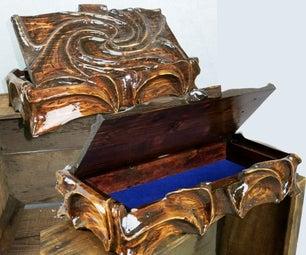 2x4 Enchanted Treasure Box