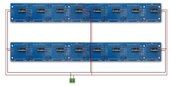 Construction Matrix Module Modifications