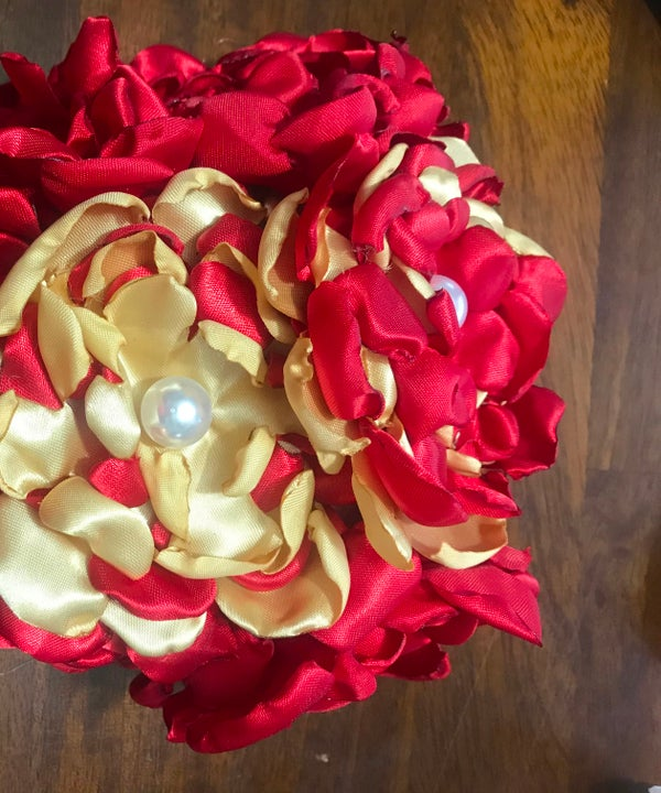 Creating Silk Flower Bouquets