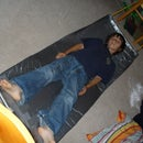 duct tape hammock/cot