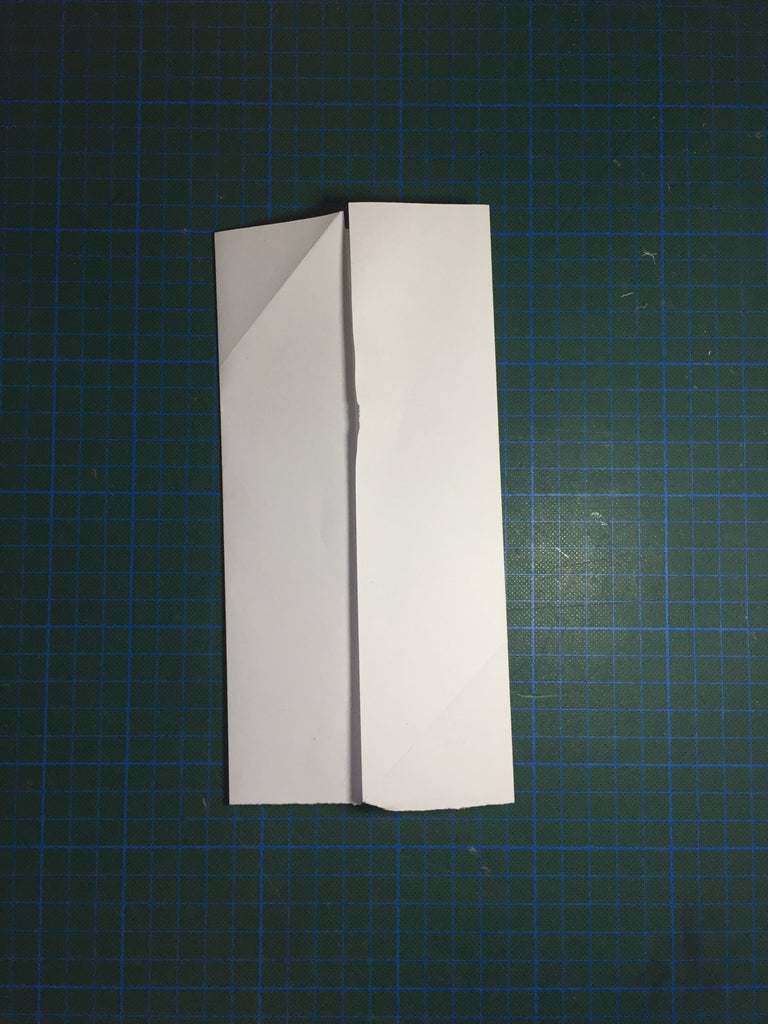 Fold in Half, Crease and Unfold