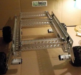 Chassis Assembly Step 4