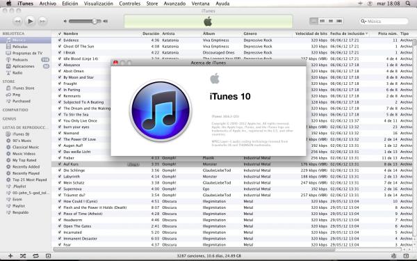Itunes 10.6.3 для windows - фото 3