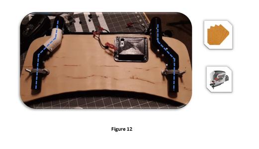 Tray Table Build