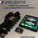 [2021] Running a Lego Compatible Train With Micro:bit and Tablet (iPad or IPhone)