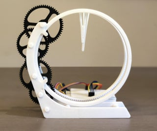 3D Printed Holo Clock With Arduino