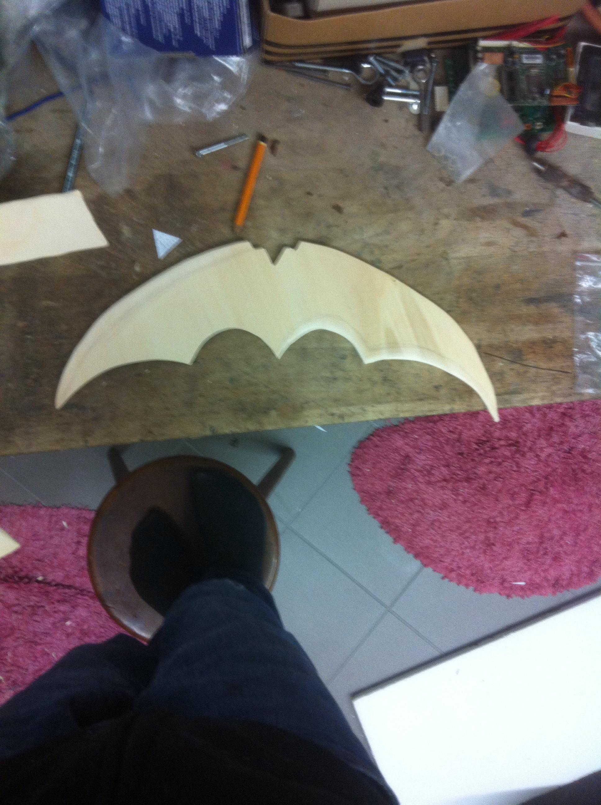 Funktionierender Batarang