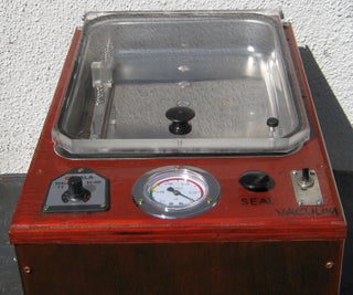 Build a Chamber Vacuum Sealer.