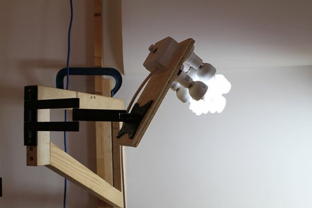 Mounting the Light