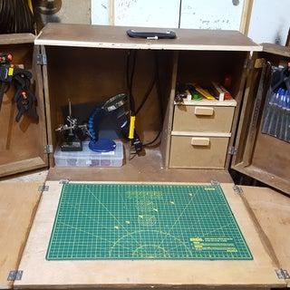 Make a Portable Workstation