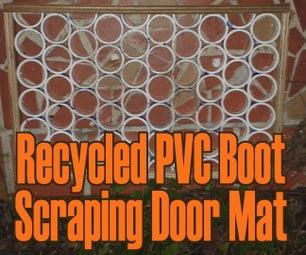 Recycled PVC Boot Scrubbing Door Mat