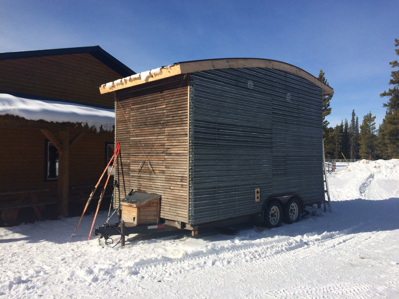 Visit Existing Tiny Houses