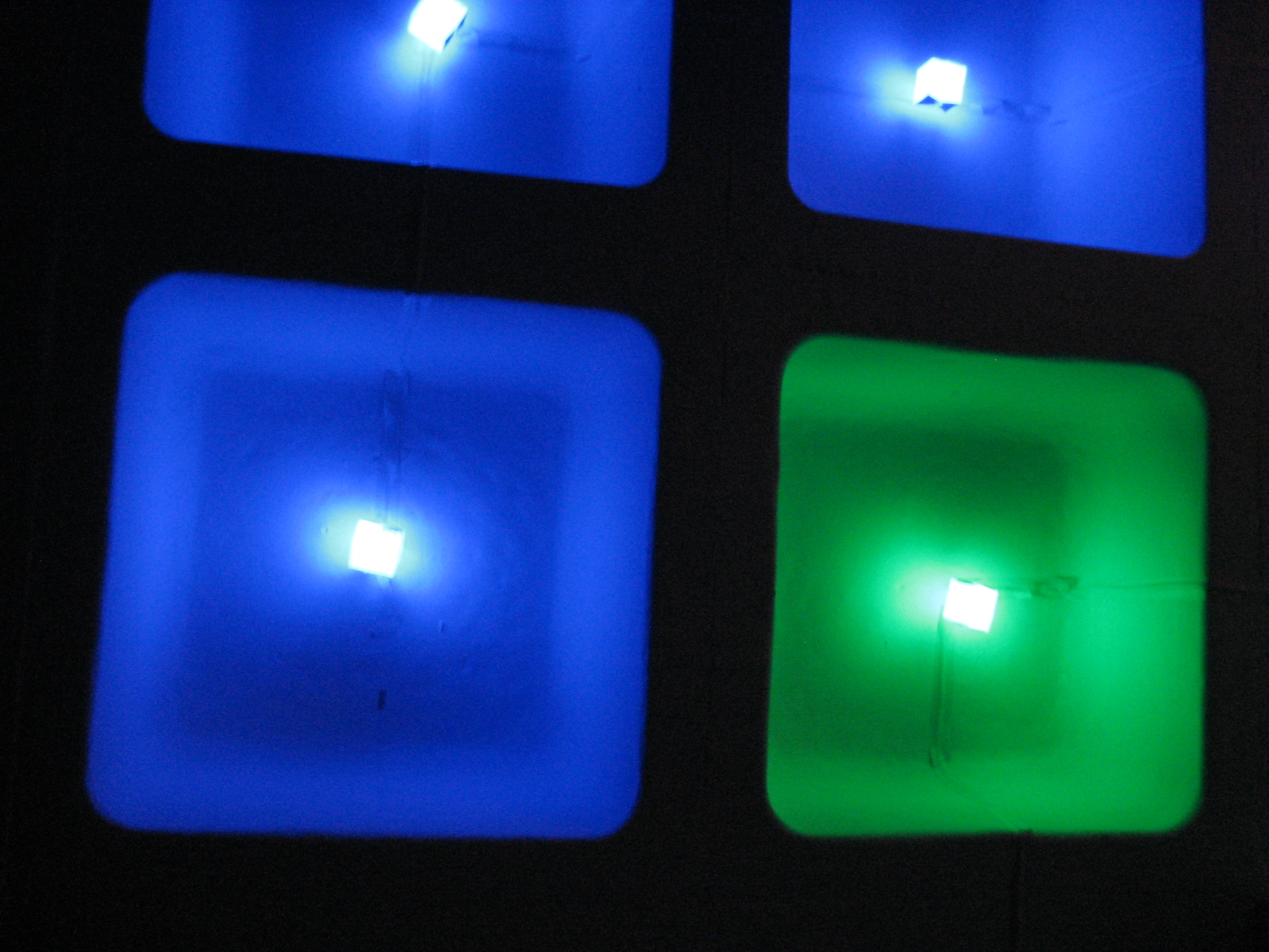 LED Dance Room