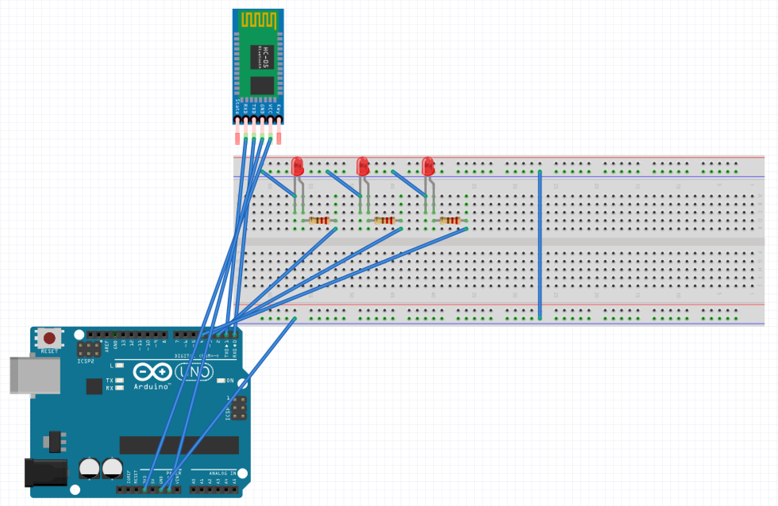 How to Make Voice Controlled LED's Using Arduino