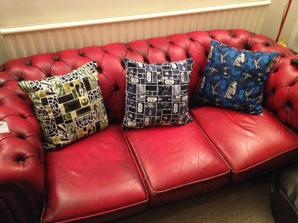 Star Wars Cushion Covers