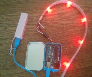 LED Bike / Backpack Tail Light
