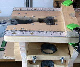 Mini-Tablesaw / Router / Shaper for Dremel Rotary Tool