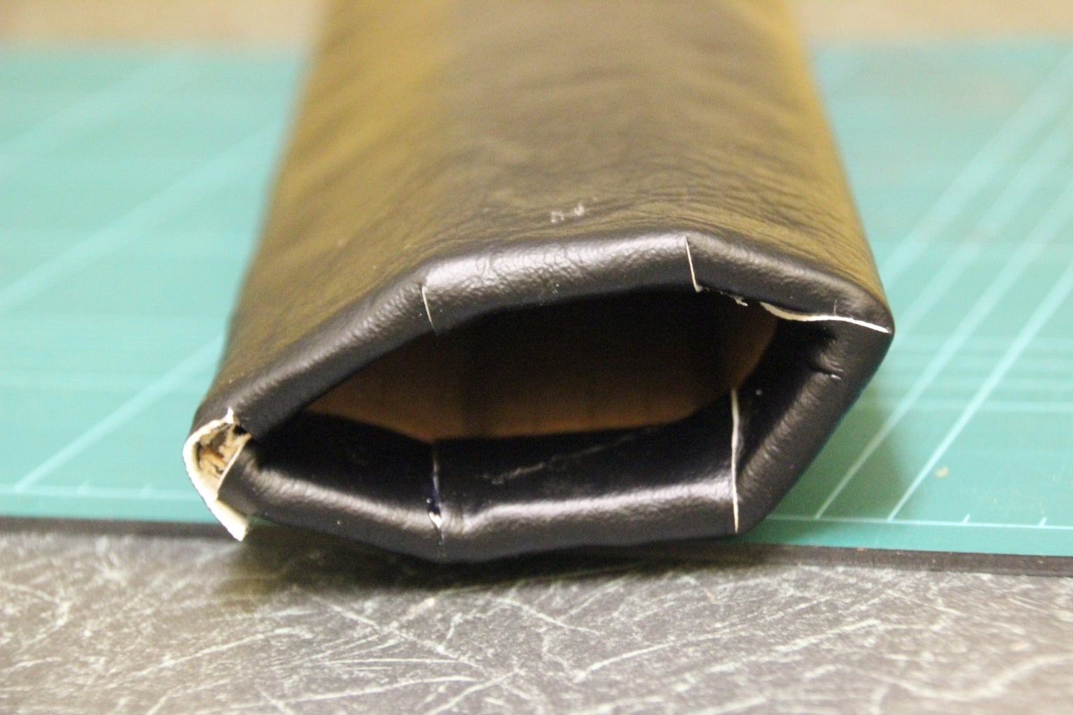 Covering the Scabbard