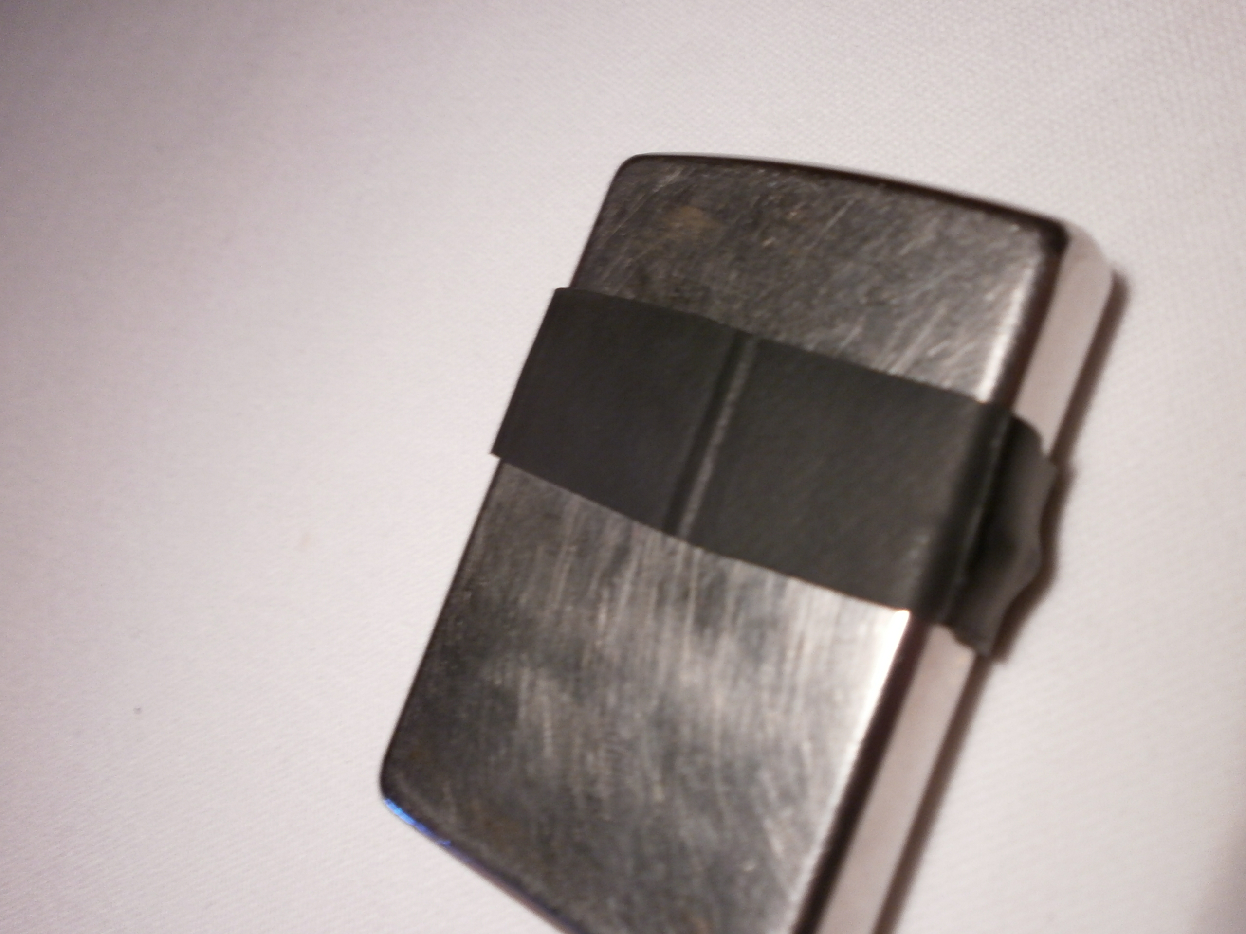 How to prepare your zippo for survival kit