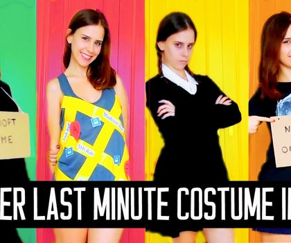 Easy Halloween Costumes Instructables