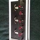 Patch bay key holder