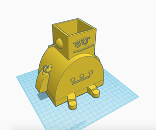 Bot Pot With Drainage Plate and Movable Arms!