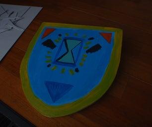 LoZ Style Shield