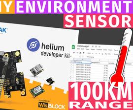 LoRaWAN Environmental Sensor Live | Google Sheets Helium Integration Tutorial | DIY Helium Miner