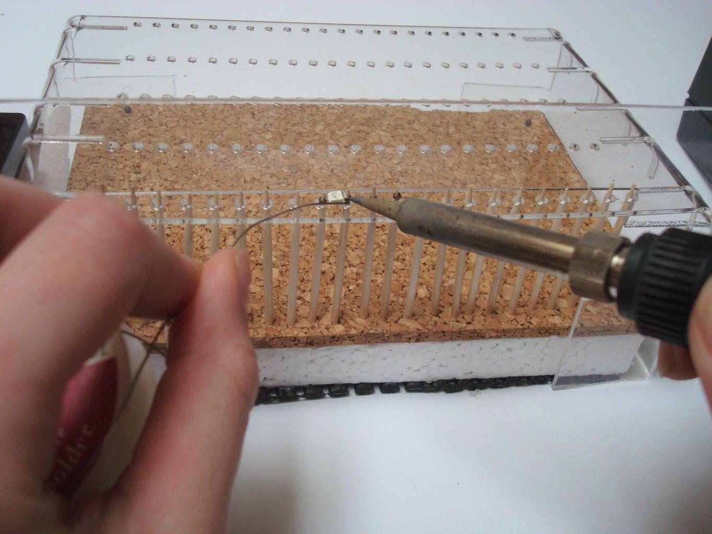 Make LED Beads