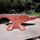 ACME Anvil Prop From Recycled Styrofoam