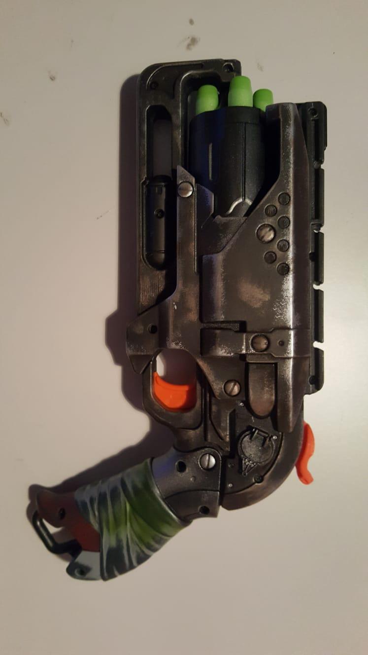 Hammershot Paint Mod