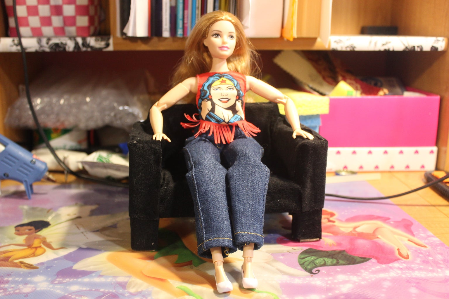 Doll Couch